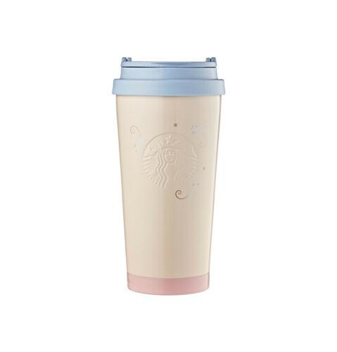 Starbucks Korea 2020 Newyear Limited SS Elma NY Happymouse Tumbler 473ml+Track