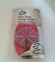 Nintendo Ds & Ds Lite Pink Video Game Storage Chamber Brand