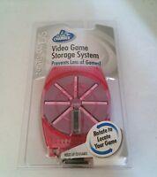 Nintendo Ds & Ds Lite Pink Video Game Storage Chamber Brand