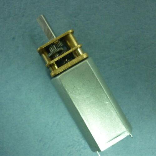 1Pc DC6V Micro GA13YN050 Gear Box Motor FF050 Gear Motor For Car Model//Robot//DIY