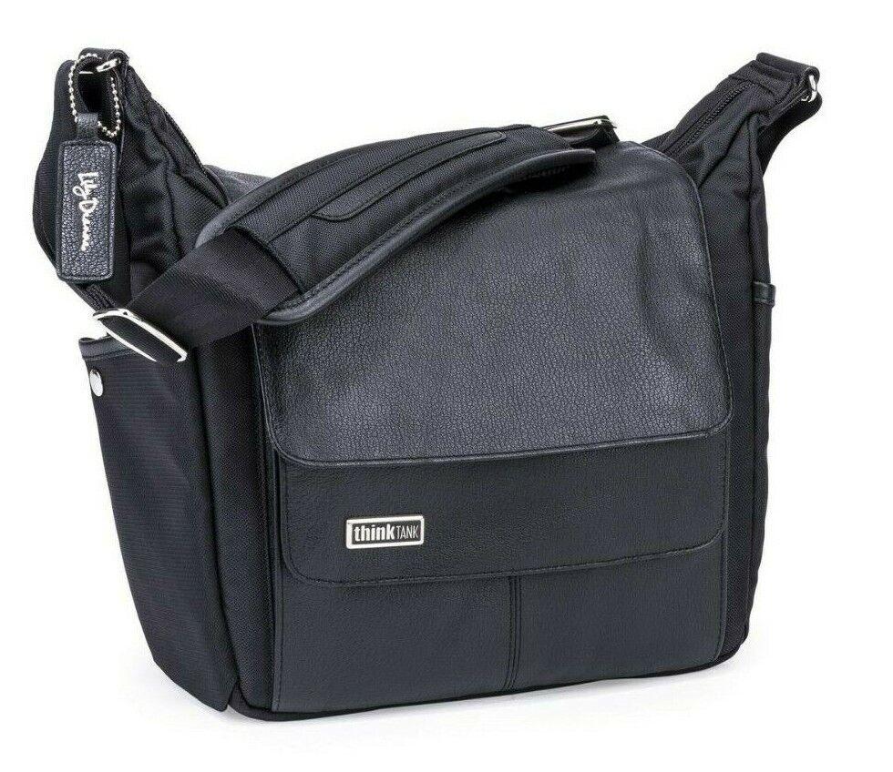 Think Tank Lily Deanne LUCIDO Camera Shoulder Bag in Black (liquorice) BNIP