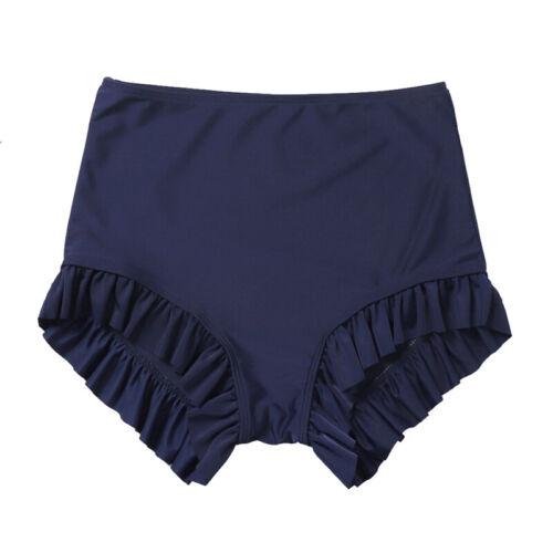 Women Swim Skirt Bikini Bottom Ruched Tankini Shorts Beach Swimming pants coucou
