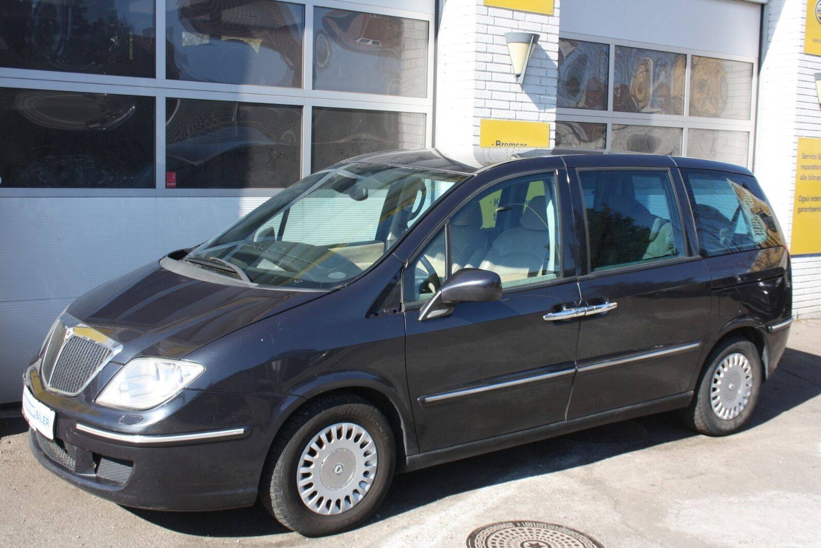 Lancia Phedra 2,0 JTD 5d