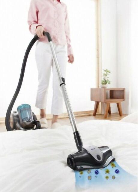 EcoGecko Sanitizing Mattress Vacuum Cleaning Nozzle with UV Light Style 75216
