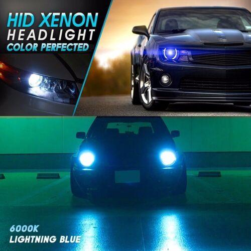 Toyota Camry 1990-2017 Low High Beam Headlight Fog Light HID Slim Xenon Kit