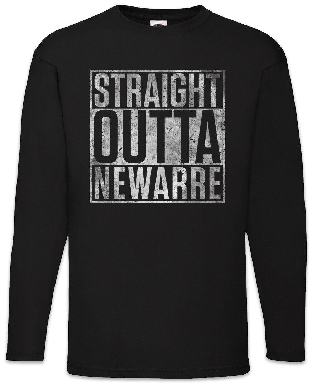 effb63fc9c65fe Straight Men Long Sleeve T-Shirt The Kingkiller Fun Chronicle Outta Newarre  necwiy16664-T-Shirts