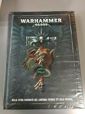 Affidabile Warhammer 40'000 - Regole Base 2018