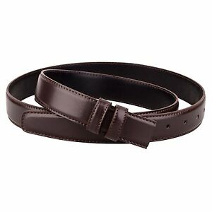 replacement brown leather belt for mens belts womens