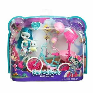 Enchantimals Built For Two Tricycle Playset With Taylee Turtle Doll