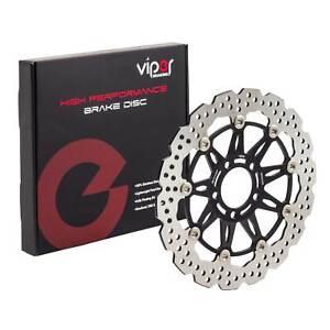 Viper-Braking-Front-Left-Brake-Disc-For-Kawasaki-ZRX1200-02-08-T02-FL