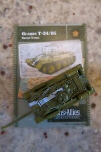 Axis and allies miniatures great beginner set over 90 minis