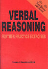 Verbal Reasoning: Further Practice Exercises by Susan J. Daughtrey (Paperback, 1993)