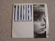 "Tracie: The House That Jack Built: 3 Track 12"": 1980 UK Release: Respond Records"