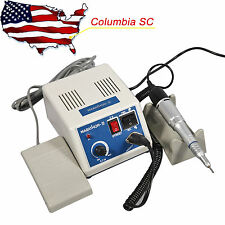 Dental Lab MARATHON 35k Rpm Electric Micro motor +Straight Handpiece Nose Uli-a