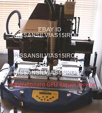 TOSHIBA SATELLITE L550D L555D L645D L650D L655D MOTHERBOARD GPU VIDEO REPAIR