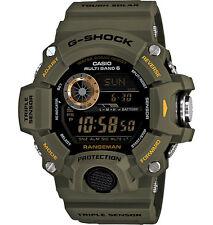 Casio Men's GW9400-3 Rangeman Shock Resistant Triple Sensor Watch