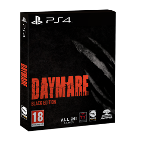 Daymare-1998-Black-edition-PS4-Neuf-sous-blister