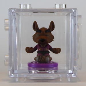 Cube-It Magnetic Figure TMNT Blind Box Series 1 - SPLINTER