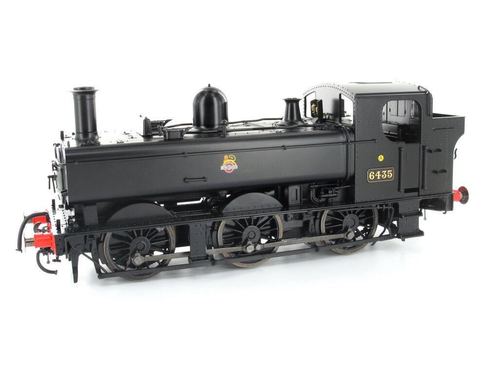 Dapol 7s-024-003 máquina de vapor class 64xx Pannier br nº 6435 pista 0