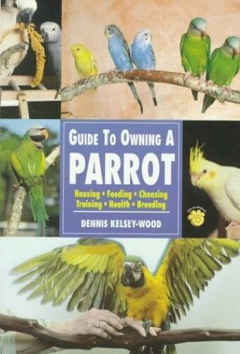 Guide to Owning a Parrot, Very Good Books