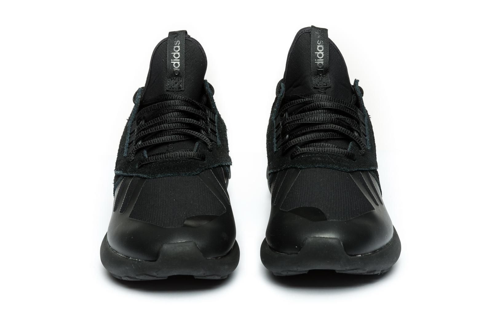 New homme adidas Trainers noir Tubular Doom Sock Primeknit Textile