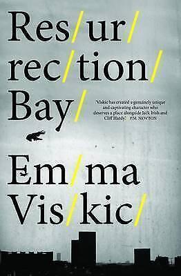SIGNED Resurrection Bay by Emma Viskic Paperback Book