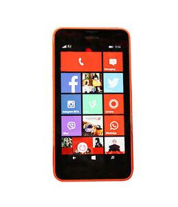 Nokia-Lumia-630-Dual-SIM-Smartphone-4-5-034-Display-8GB-Speicher-Windows-8-oran