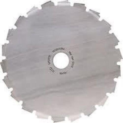 "Husqvarna 537277601 8/"" 20mm Trimmer Saw Blade Scarlett 578442601 265Rx 345fx"
