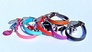 CAT-KITTEN-COLLAR-REAL-LEATHER-with-or-without-ENGRAVED-ID-TAG