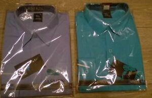 boys-smart-blue-cotton-party-prom-wedding-shirt-Formal-wear-NEW-Long-sleeve