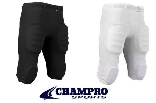 Champro Touchback Non-Integrated No Pads Football Pants Adult or Youth FP12
