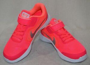 timeless design 27658 59f02 Image is loading Nike-Revolution-3-PSV-Pink-White-Lava-Girl-