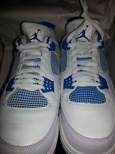2006 DS Nike Air Jordan IV 4 Retro WHITE MILITARY BLUE CEMENT GREY 308497-141 15
