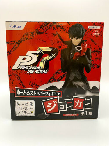PERSONA 5 THE ROYAL JOKER Noodle Stopper PVC figure,FuRyu,From Japan