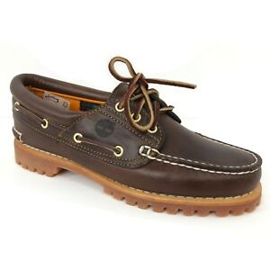 Timberland Women's Heritage Noreen 3 Eye Boat Shoe (51304