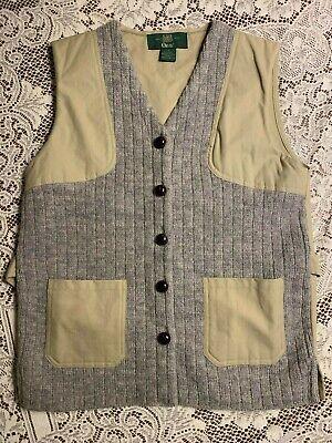 Orvis Vintage Wool Vest