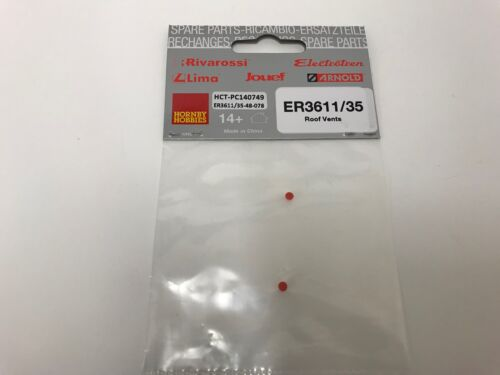 ER3611//35  Electrotren Spare Roof vents