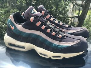Nike Air Max 95 PRM Oil Grey & Bright Mango