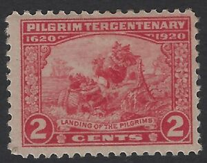 US-Stamps-Scott-549-Mint-Light-hinge-H-324