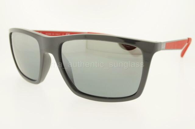 61d4f337518 Ray-Ban Sunglasses Rb4228 618588 Grey   Gunmetal Frame grey Mirror Lens 58mm
