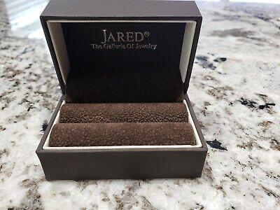Jared Jewelry Ring Box Empty New Ebay