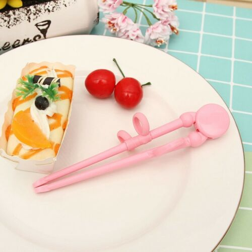Adult Children Training Chopsticks Kids Beginner Learning Helper Cheater Toy