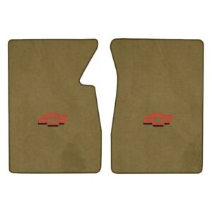 Chevrolet Pickups Logo Loop Carpet Floor Mats Choose Mat Color And