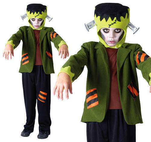 Boys Monster Costume for Halloween Large