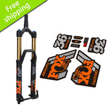 Fox 32 Blue Fork Stickers Decals Graphics Mountain Bike Down Hill