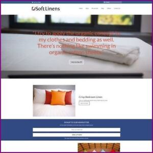 Fully-Stocked-Dropshipping-BEDROOM-LINEN-Website-Business-For-Sale-Domain