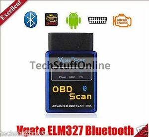 Android-VGate-ELM327-CAR-ELM-327-Bluetooth-EcoSport-Tachometer-OBDII-OBD2-Reader