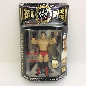 WWE-WWF-Jakks-Classic-Superstars-Ken-Shamrock-Series-11-Figure-Toy-New