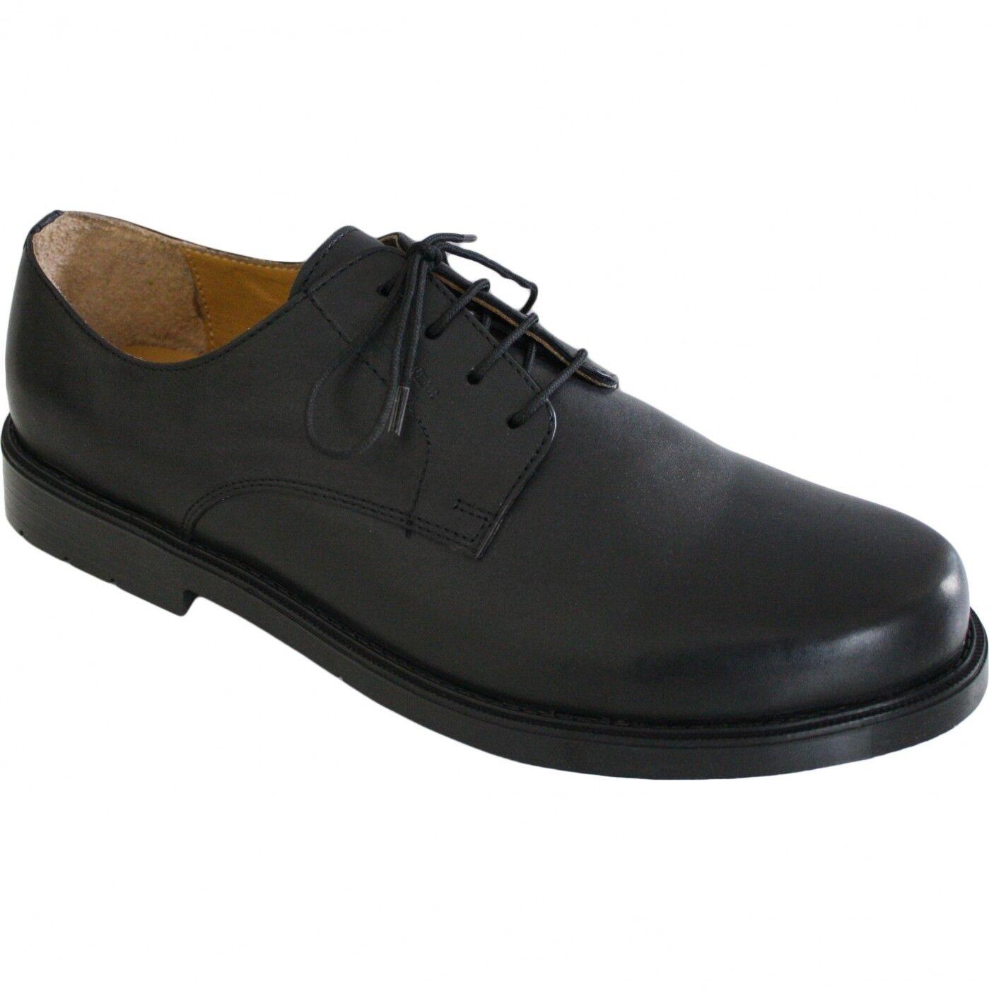 German Wear, Business-schuhe Lederschuhe Halbschuhe Lederschuhe Business-schuhe Schuhe schwarz 2e5fe5