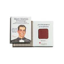 theBalm Cosmetics Meet Matt(e) Trimony Cranberry Eyeshadow in Matt Kumar Single